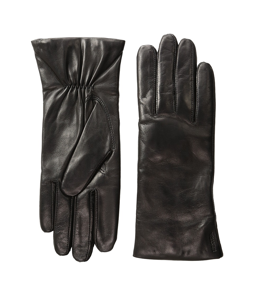 Hestra Elizabeth (Black) Dress Gloves