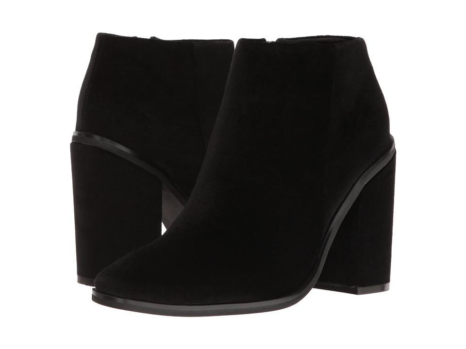 Sol Sana Holly Boot (Black Velvet) Women