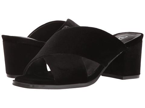 Sol Sana Tilda Mule - Black Velvet