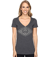 Cinch - Short Sleeve Deep V-Neck Tee