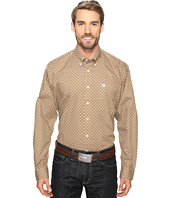 Cinch - Long Sleeve Plain Weave Print