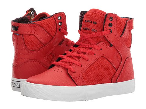 Supra Kids Skytop (Little Kid/Big Kid)