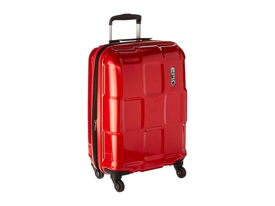 EPIC Travelgear - Crate EX 22 Trolley (Berry Red) Luggage