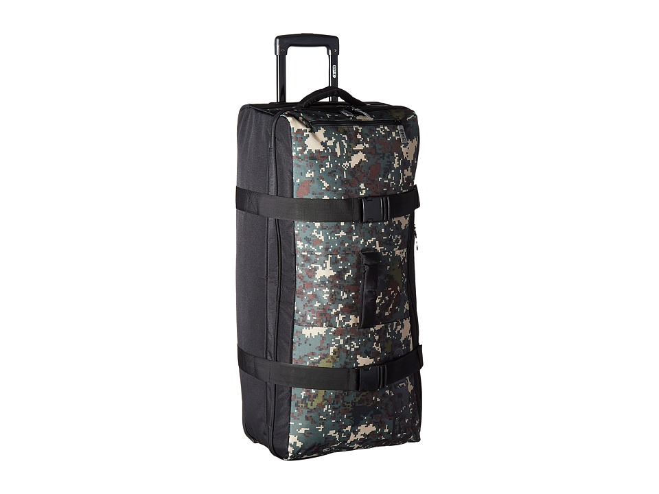 EPIC Travelgear - Explorer MegaTRUNK 31 (Camouflage) Luggage