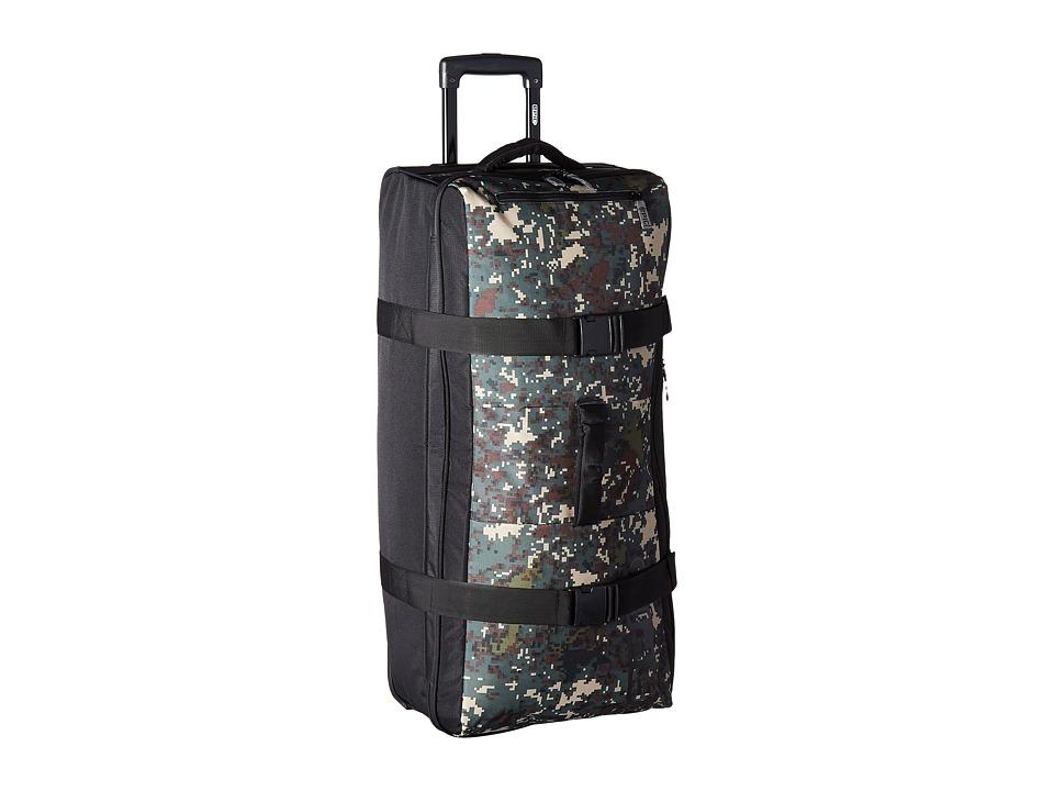 EPIC Travelgear Explorer MegaTRUNK 31 (Camouflage) Luggage