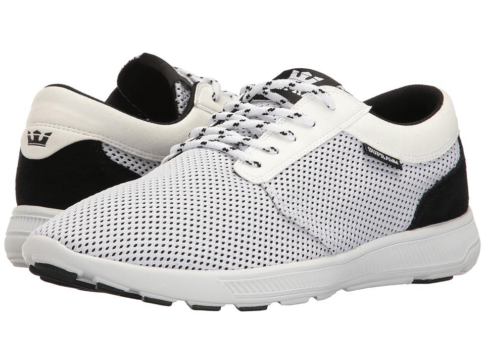 Supra Hammer Run (White/Black/White) Men