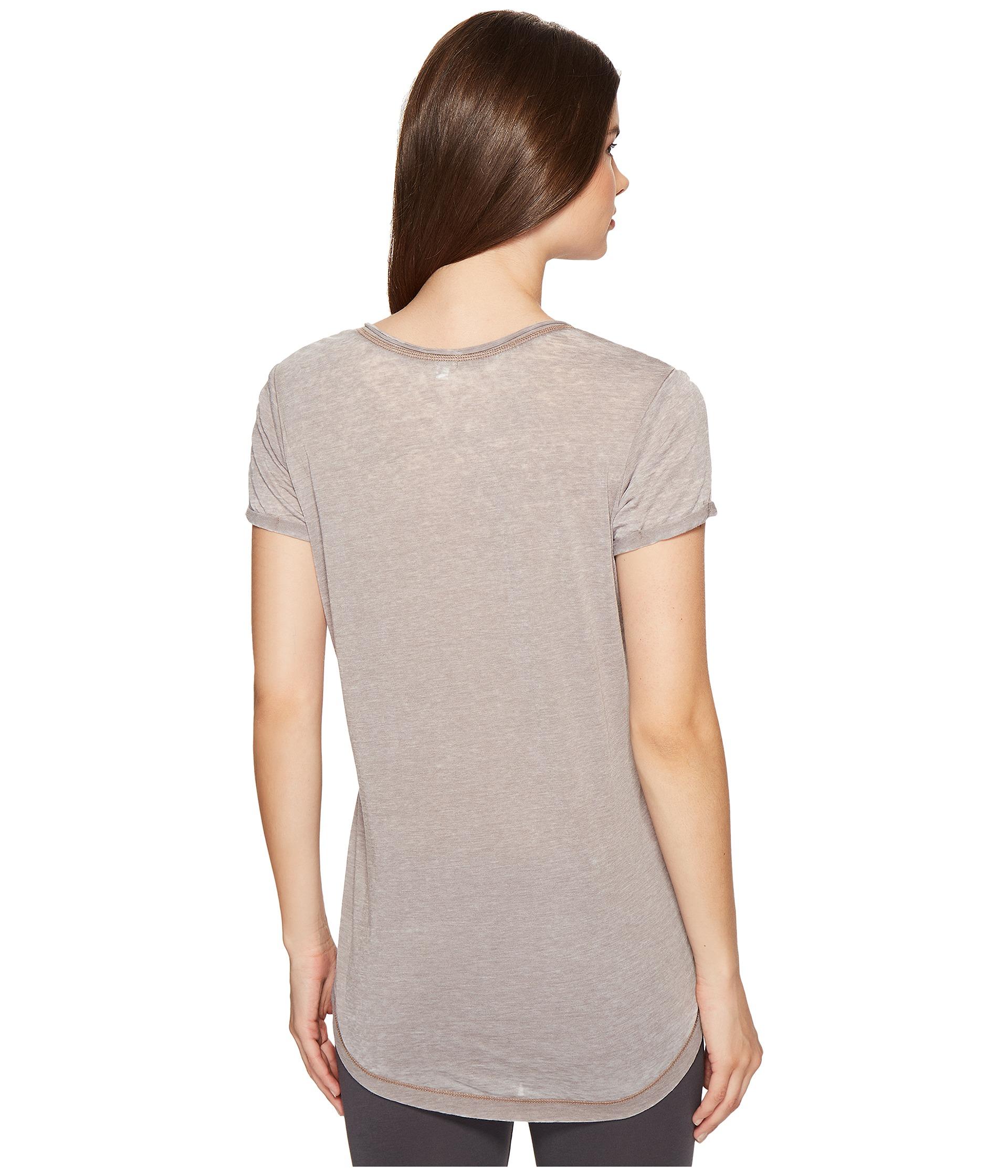 P J Salvage Burnout T Shirt at Zappos