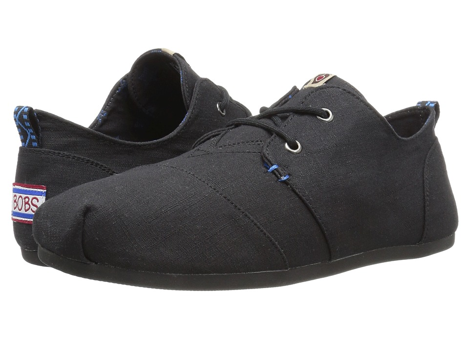 BOBS from SKECHERS Bobs Plush Star Struck (Black) Women