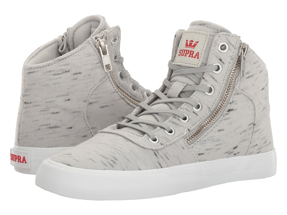Supra Cuttler (Grey/White) Women