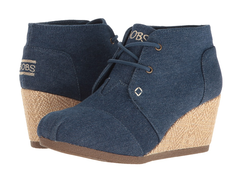 BOBS from SKECHERS High-Notes (Denim) Women