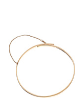 Eddie Borgo - Extra Thin Safety Chain Choker Necklace