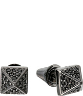 Eddie Borgo - Pavé Pyramid Stud Earrings