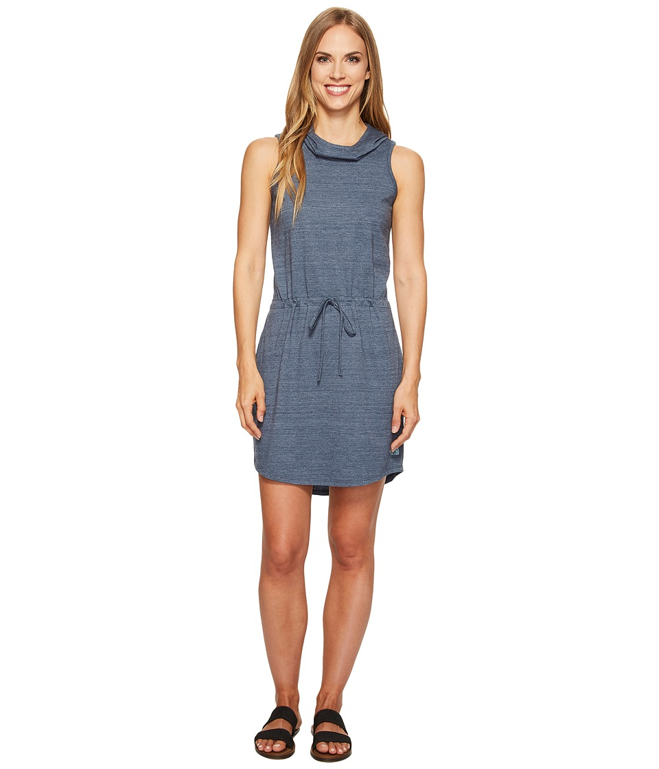 The North Face Tri-Blend Dress (Ink Blue Heather) Women