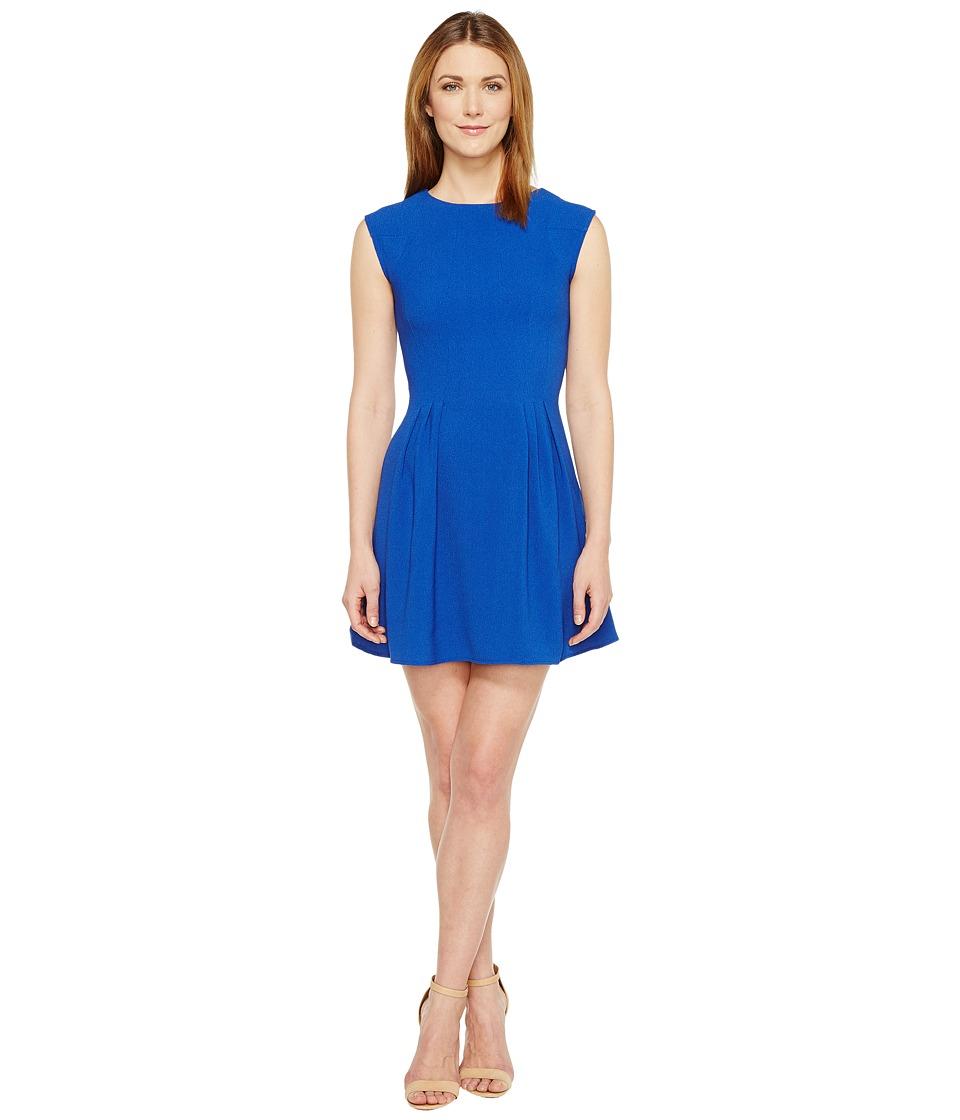 Brigitte Bailey - Delaney Cap Sleeve Pleated Dress