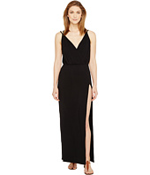 Culture Phit - Elea Spaghetti Strap Maxi Dress with Side Slit