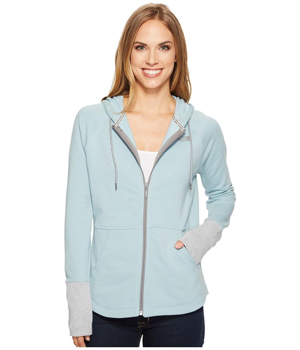 The North Face - EZ Hoodie (Tourmaline Blue) Women's Sweatshirt