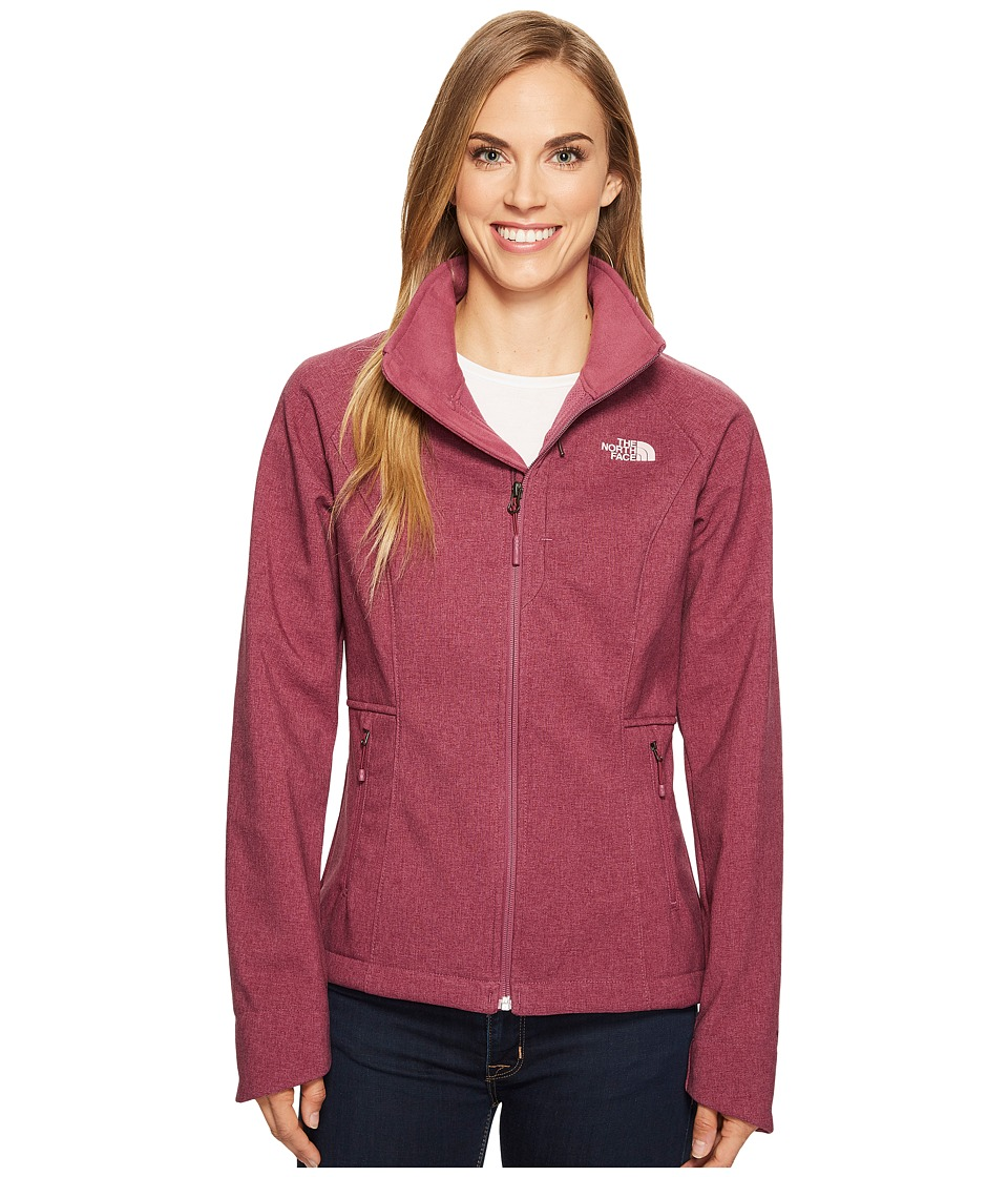 The North Face Apex Bionic Jacket (Amaranth Purple Heather/Burnished Lilac) Women