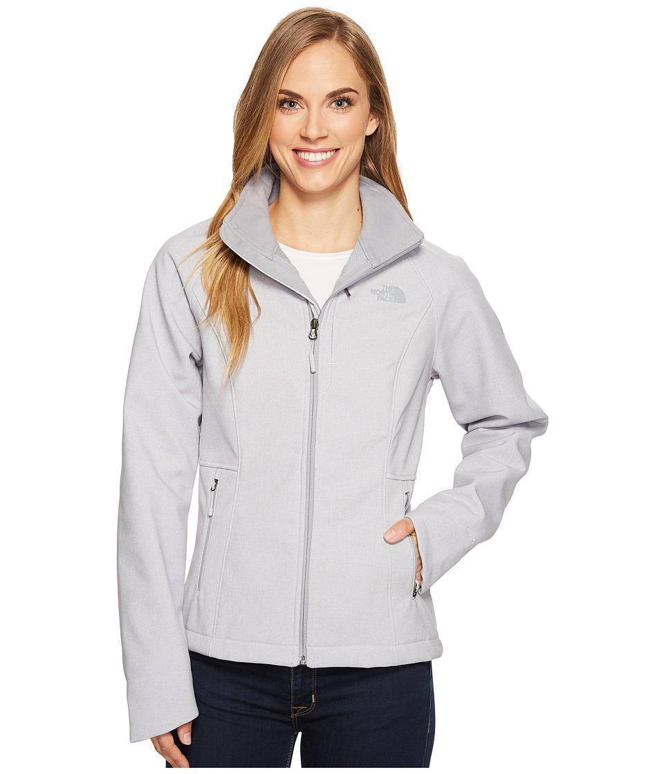 The North Face Apex Bionic Jacket (TNF Light Grey Heather/Mid Grey/Mid Grey) Women