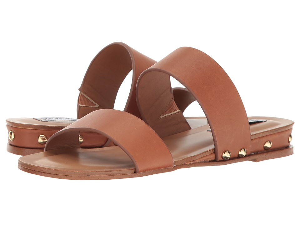 Steve Madden Dakotas (Cognac Leather) Women