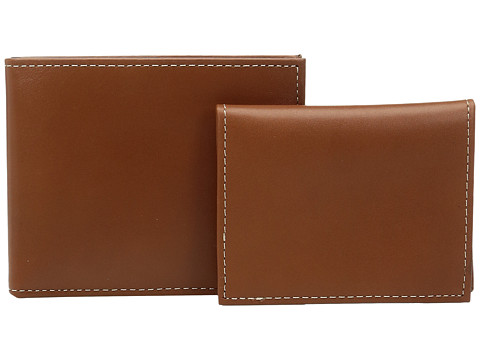 Polo Ralph Lauren Calf Leather Passcase - Brown