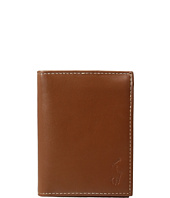 Polo Ralph Lauren - Calf Leather Billfold w/ Window