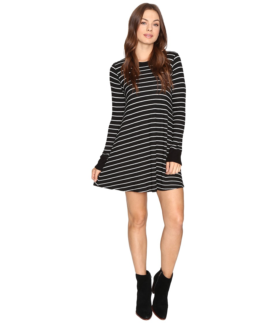 Lucy Love Max Chill Dress (Black Out) Women
