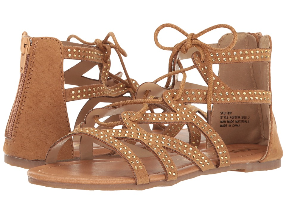 kensie girl Kids - Lace-Up Gladiator Sandal