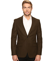 Perry Ellis - Slim Fit Stretch Solid Sateen Suit Jacket