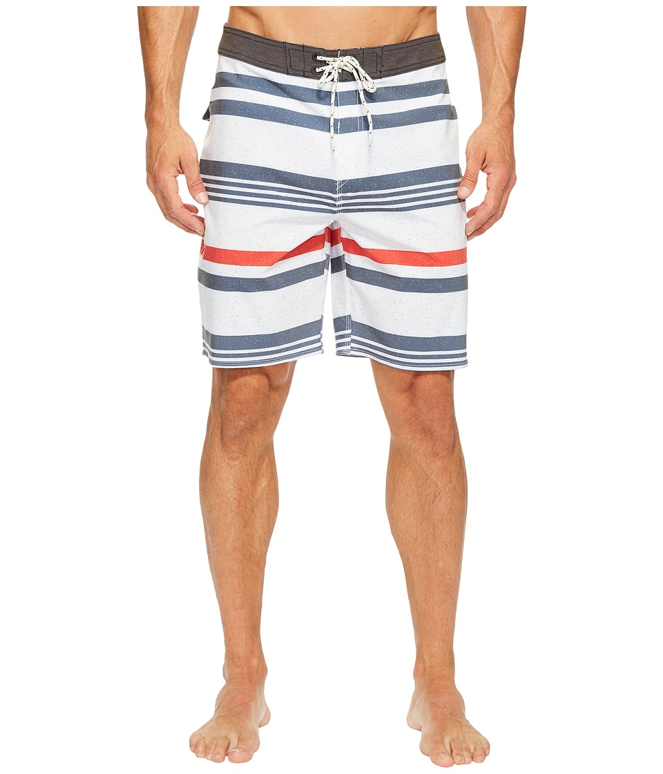 Rip Curl Covine Boardshorts (White) Men