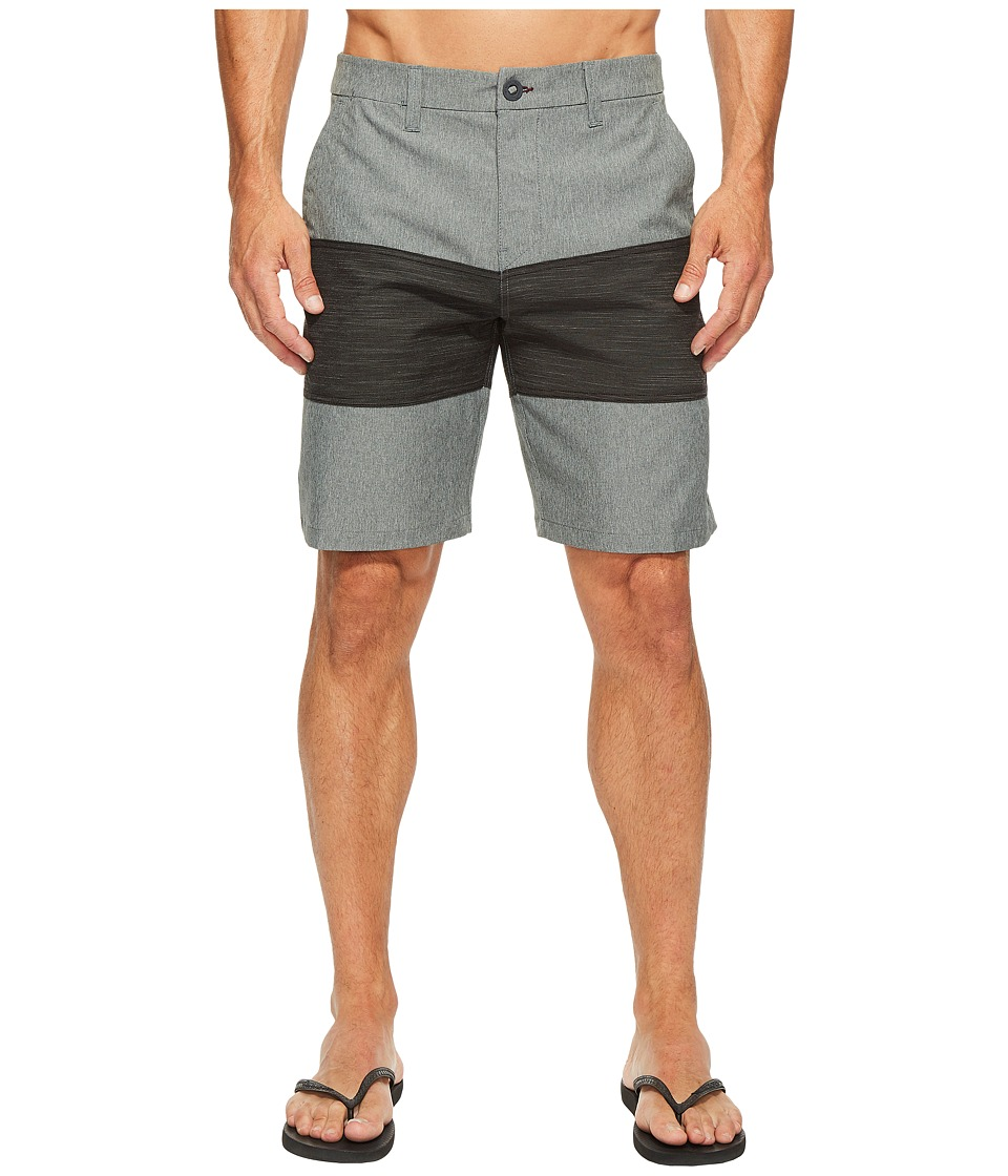 Rip Curl Chandler Boardwalk Walkshorts (Charcoal) Men