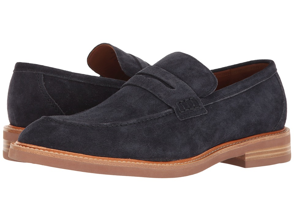 Gordon Rush Carter (Navy Suede) Men