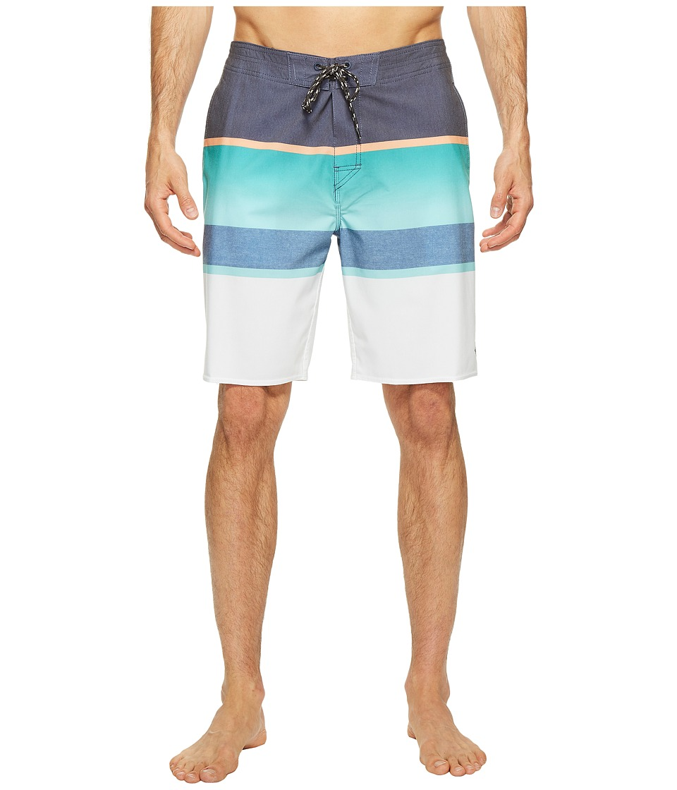 Rip Curl Rapture Fade Layday Boardshorts (Teal) Men
