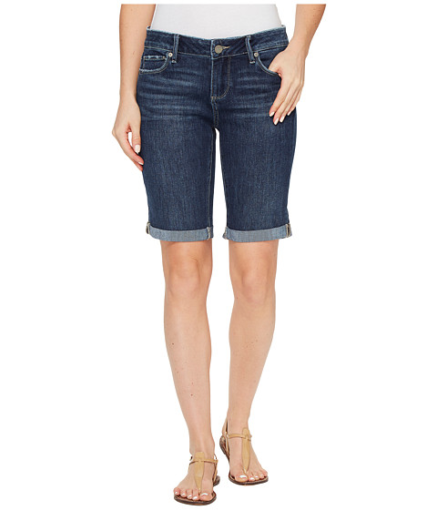 Paige Jax Knee Shorts in Marquis