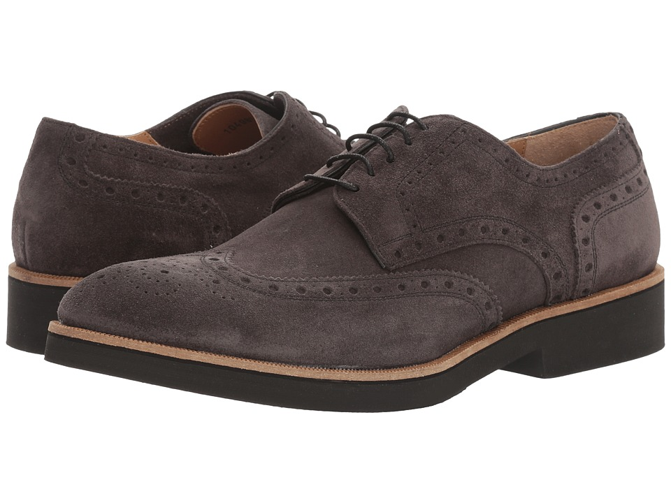 Gordon Rush Dominic (Grey Suede) Men