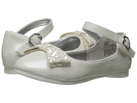 Kenneth Cole Reaction Kids Tap Bow (Toddler) - White