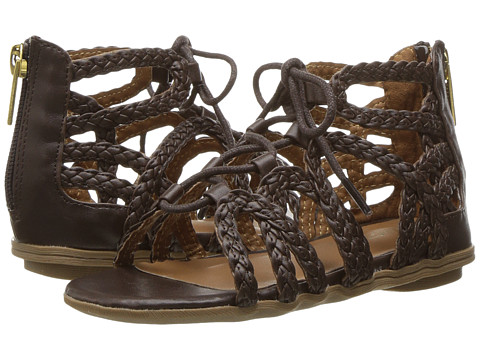 Kenneth Cole Reaction Kids Bright Braids (Toddler) - Dark Brown