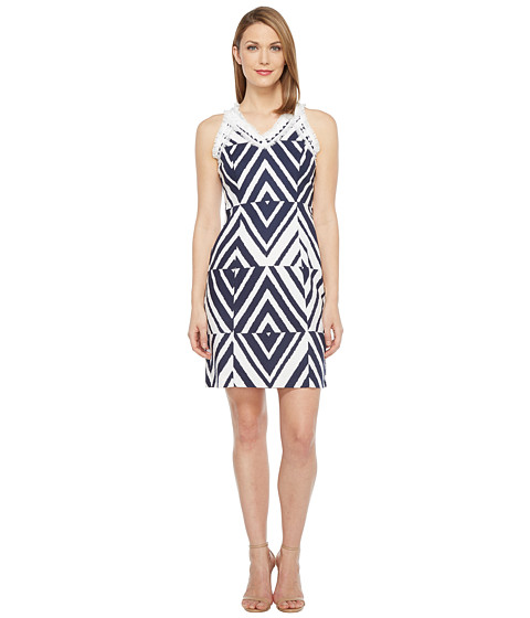 Taylor Cotton Jacquard Dress