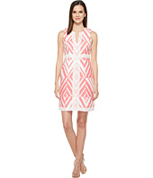 Taylor - Cotton Jacquard Dress