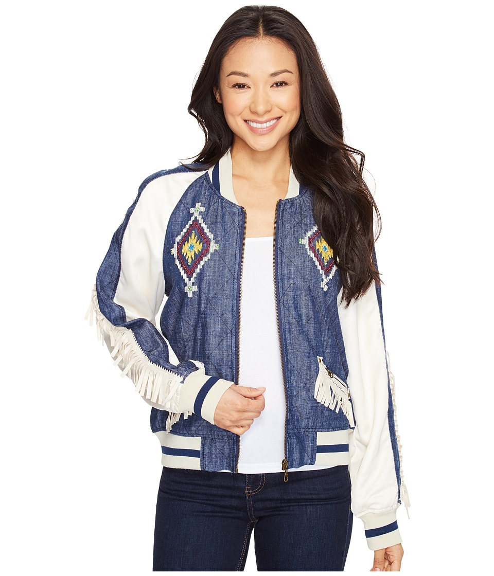 Double D Ranchwear Double D Ranchwear - Indian Head Souvenir Jacket