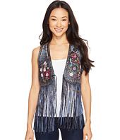 Double D Ranchwear - Butterfly Bleu Vest