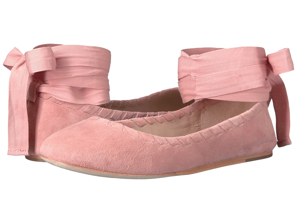 Via Spiga Baylie (Salmon Suede) Women