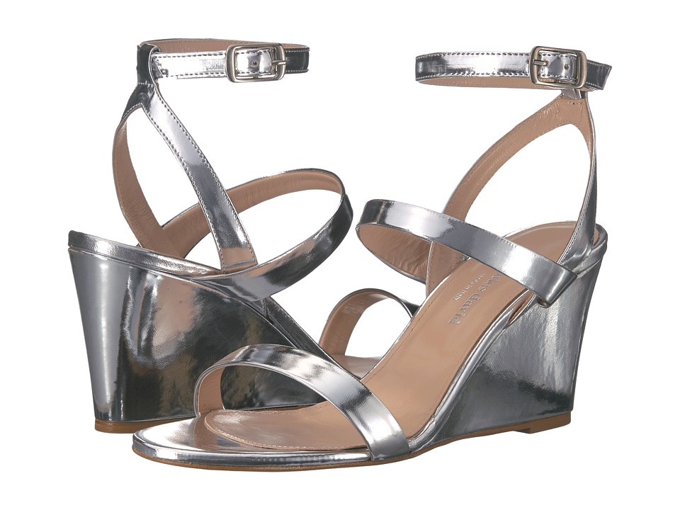 Charles by Charles David - Charles David - Cassie (Silver Metallic Leather) Womens Shoes