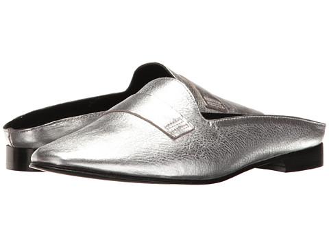Charles by Charles David Charles David - Mulley - Silver Metallic Leather