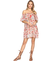 JETS by Jessika Allen - Promises Off the Shoulder Dress Cover-Up