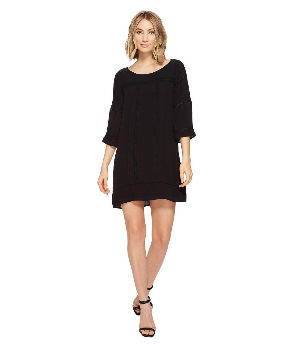 Sanctuary Clemence Dress (Black) Women