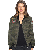 Sanctuary - Butterfly Bomber Jacket