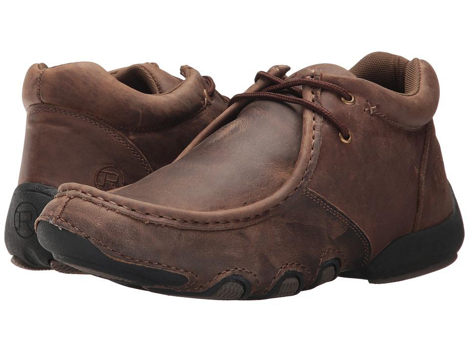 Roper High Cruiser (Brown Leather) Men