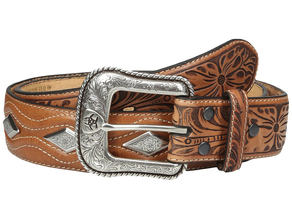 Ariat - Diamond Shaped Conchos