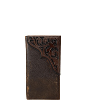 Ariat - Scroll Cross Corner Rodeo Wallet