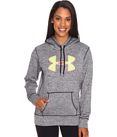 Under Armour - UA Armour® Fleece Big Logo Hoodie - Twist